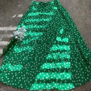 ⭐️ h&m maxi skirt